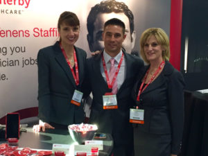Weatherby Healthcare attends Society of Hospital Medicine annual meeting