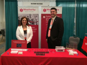 Weatherby Healthcare attends APSA conference