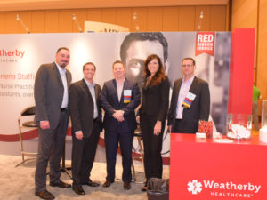 Weatherby Healthcare attends ASPR