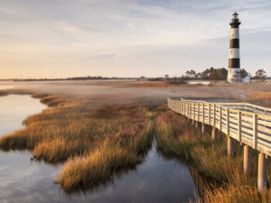 North Carolina lighthouse