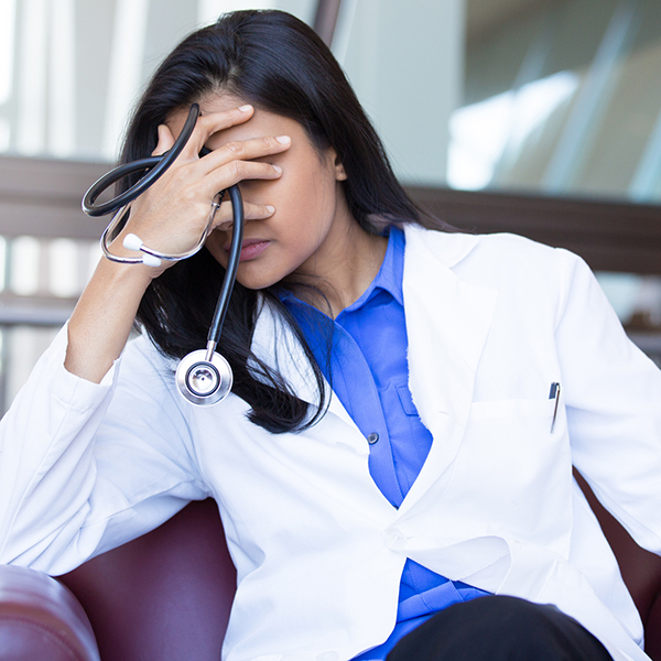 survey doctors feel overworked and want more time with