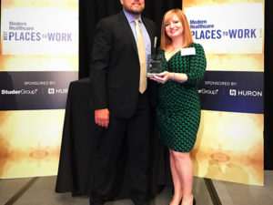 Weatherby Healthcare Best Places to Work in Healthcare