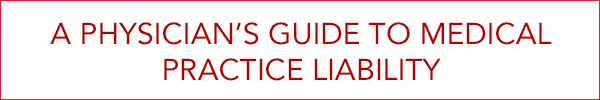 Guide to medical practice liability for locum tenens