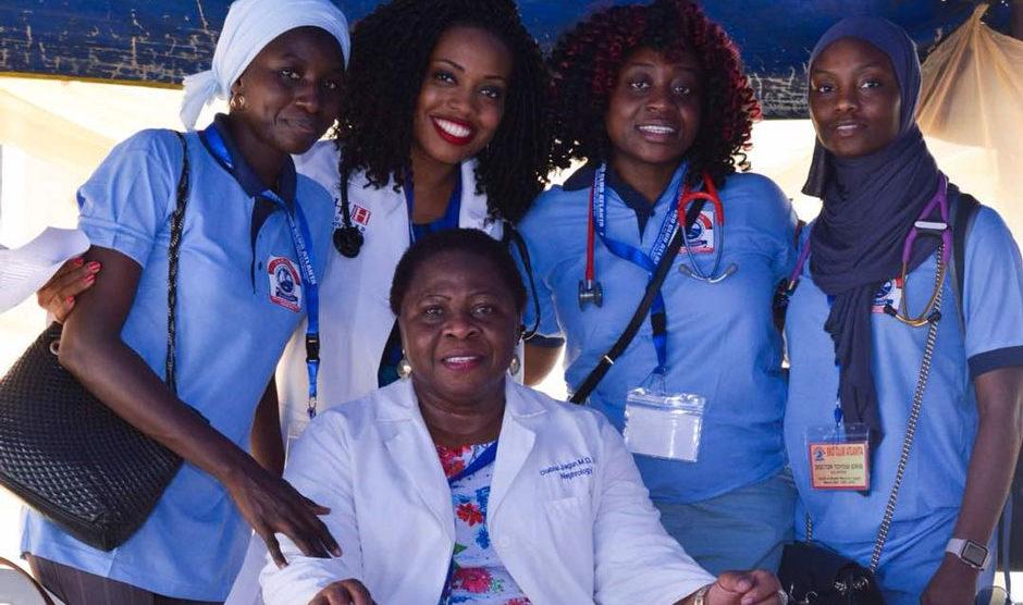 2018 Difference Maker Dr. Olabisi Jagun