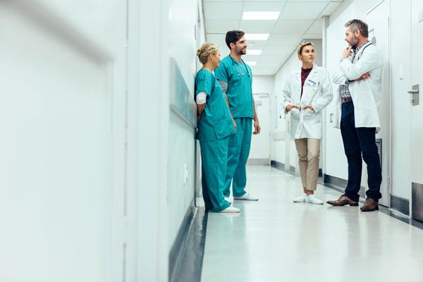 Locum tenens PA consulting with doctors