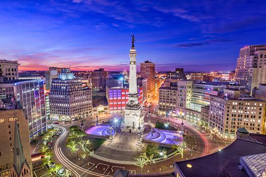 Working locum tenens in Indiana