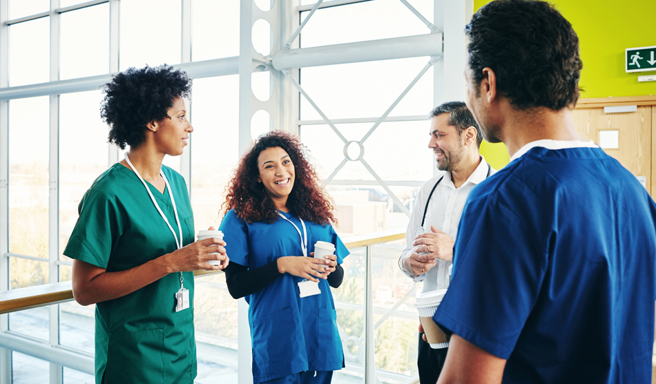 A locum tenens physician who is the perfect perm doctor