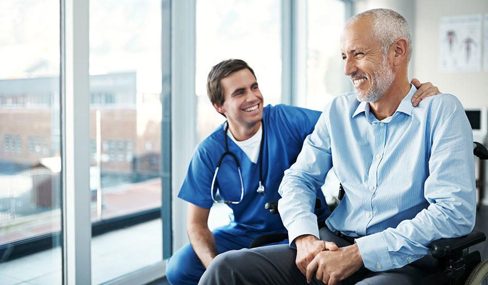 doctor practicing medicine not hospital administration