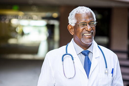 Working locum tenens after retirement age