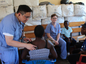 medical mission to Zambia