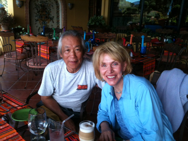 Dr. Theodore Ning and Connie Ning