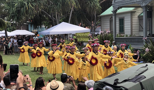 Hawaii cultural event