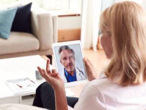 telehealth locum tenens physician