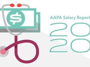 Illustration of PA salary report
