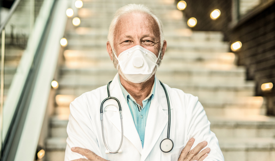 Physician who works local locum tenens jobs