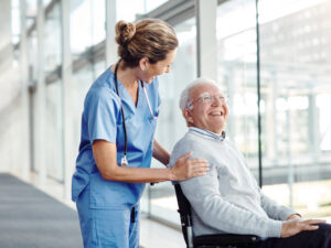 quality of locum tenens provider care is shown here