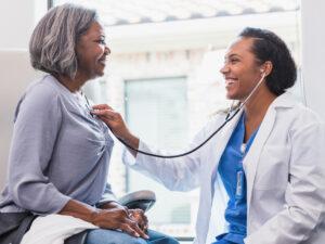 Physician filling an employment gap as a locum