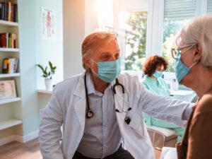 Physician nearing retirement