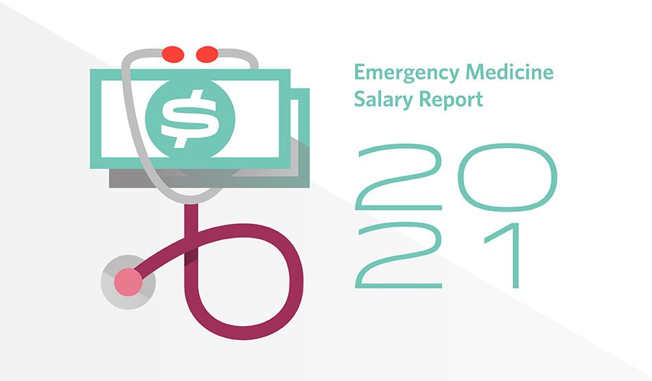 Graphic: Emergency Medicine Salary Report